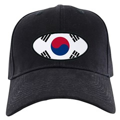 South Korea Baseball Hat