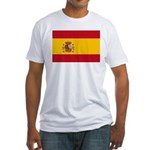 Spain Fitted T-Shirt