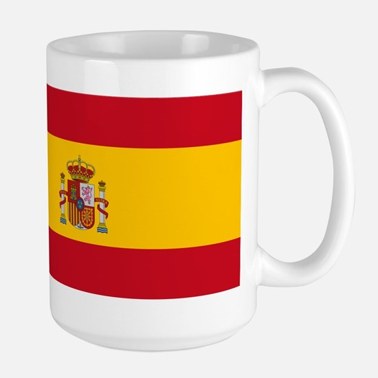 Spain Large Mug