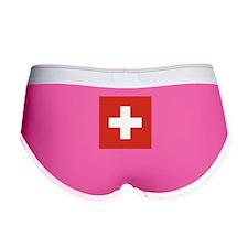 Switzerland Women's Boy Brief