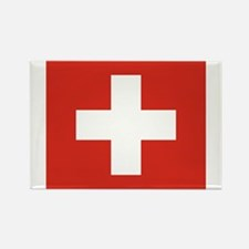 Switzerland Rectangle Magnet