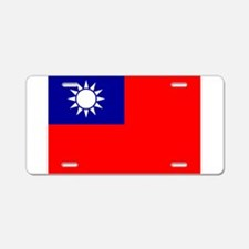 Taiwan Aluminum License Plate