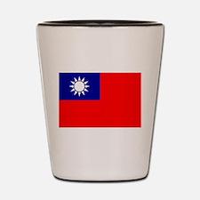 Taiwan Shot Glass