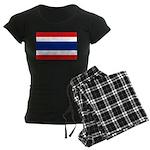Thailand Women's Dark Pajamas