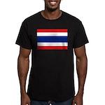 Thailand Men's Fitted T-Shirt (dark)