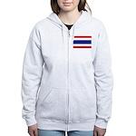 Thailand Women's Zip Hoodie