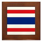 Thailand Framed Tile