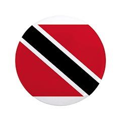 """Trinidad and Tobago 3.5"""" Button"""