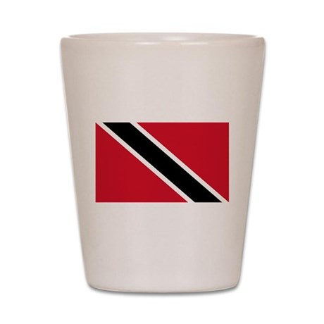 Trinidad and Tobago Shot Glass