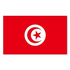 Tunisia Decal