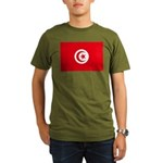 Tunisia Organic Men's T-Shirt (dark)