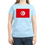 Tunisia Women's Light T-Shirt