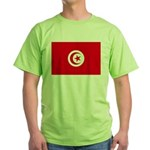 Tunisia Green T-Shirt