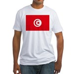 Tunisia Fitted T-Shirt