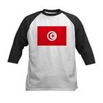 Tunisia Kids Baseball Jersey