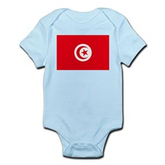 Tunisia Infant Bodysuit