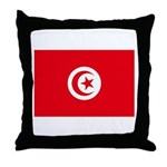 Tunisia Throw Pillow