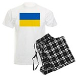 Ukraine Men's Light Pajamas
