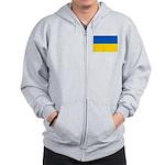 Ukraine Zip Hoodie