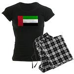 United Arab Emirates Women's Dark Pajamas