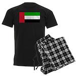 United Arab Emirates Men's Dark Pajamas