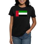 United Arab Emirates Women's Dark T-Shirt