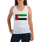 United Arab Emirates Women's Tank Top
