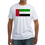 United Arab Emirates Fitted T-Shirt