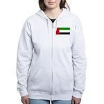 United Arab Emirates Women's Zip Hoodie