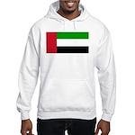 United Arab Emirates Hooded Sweatshirt