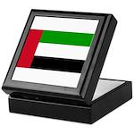 United Arab Emirates Keepsake Box