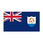 Anguilla 38.5 x 24.5 Wall Peel