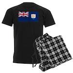 Anguilla Men's Dark Pajamas