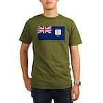 Anguilla Organic Men's T-Shirt (dark)