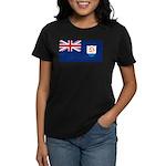 Anguilla Women's Dark T-Shirt