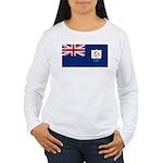 Anguilla Women's Long Sleeve T-Shirt