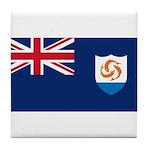 Anguilla Tile Coaster