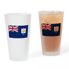 Anguilla Drinking Glass
