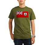 Bermuda Organic Men's T-Shirt (dark)