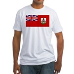 Bermuda Fitted T-Shirt