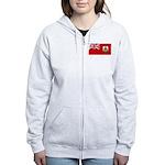 Bermuda Women's Zip Hoodie