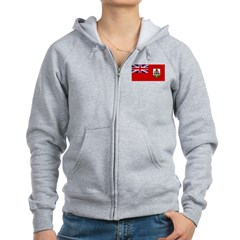 Bermuda Zip Hoodie