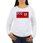 Bermuda Women's Long Sleeve T-Shirt