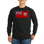 Bermuda Long Sleeve Dark T-Shirt