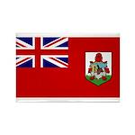 Bermuda Rectangle Magnet (100 pack)