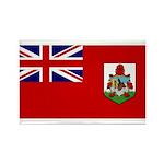 Bermuda Rectangle Magnet (10 pack)