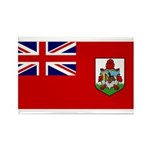 Bermuda Rectangle Magnet