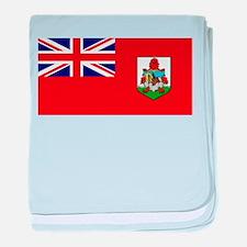Bermuda baby blanket