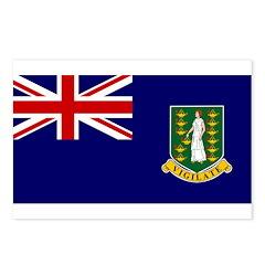 British Virgin Islands Postcards (Package of 8)