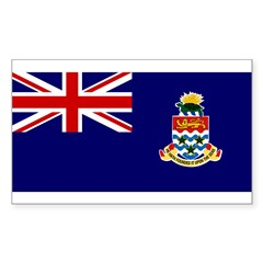 The Cayman Islands Decal